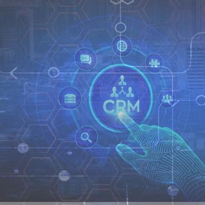 uses CRM development company programs